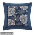 Artology Sashiko Embroidered Pillow