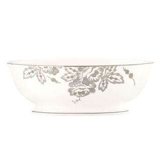 Lenox Floral Waltz Open Vegetable Bowl