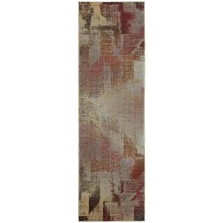 Nourison Modesto Multicolor Runner Rug (2'2 x 7'3)
