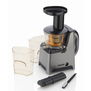 Slow Juicer Cuisinart : Cuisinart CJE-1000 1000-watt 5-speed Juice Extractor - 12710394 - Overstock.com Shopping - Big ...