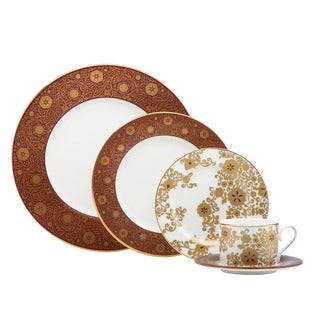 Lenox Floral Majesty 5-piece Dinnerware Place Setting