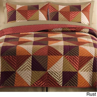 WestPoint Home Triangle Quilt (Shams Sold Separately)