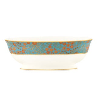 Lenox Gilded Tapestry Open Vegetable Bowl