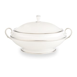 Lenox Federal Platinum Covered Vegetable Bowl