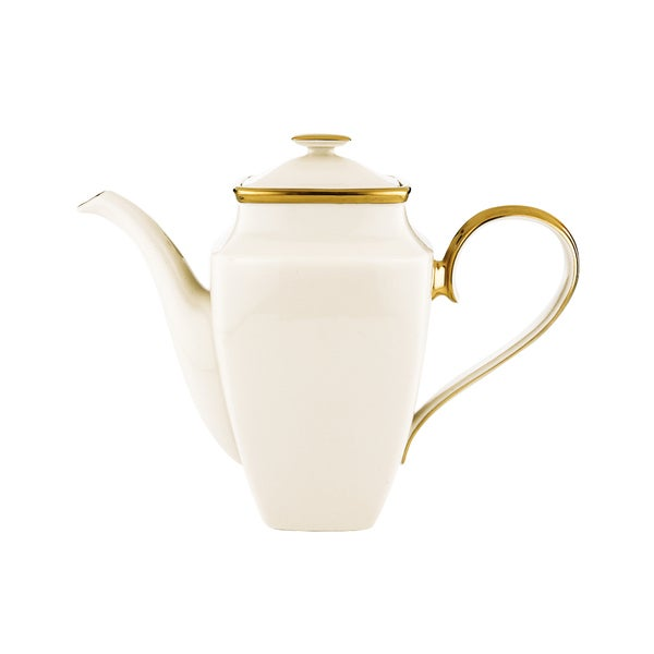 Lenox Eternal Square Coffee Pot