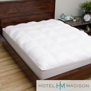 Hotel Madison 280 Thread Count Memory Fiber Matress Pad