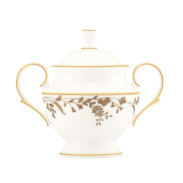 Lenox Golden Bough Sugar Bowl