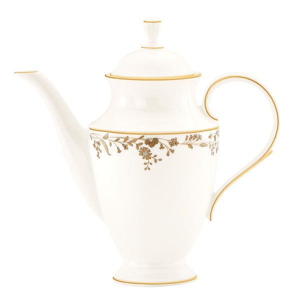 Lenox Golden Bough Coffee Pot