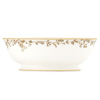 Lenox Golden Bough Open Vegetable Bowl