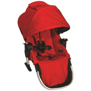 Baby Jogger City Select Second Seat Kit in Ruby