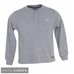 Farmall IH Junior Boy's 3-button Pocket Henley