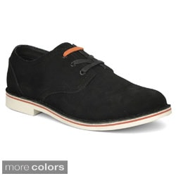Andrew Marc New York Men's 'Flatbush' Suede Oxford Shoes