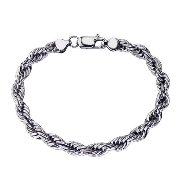 Men's Stainless Steel Bracelet (7mm)