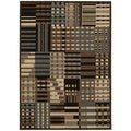 Nourison Modesto Grey Area Rug (7'10 x 10'6)
