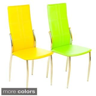 Allen Modern Dining Chair (Set of 2)