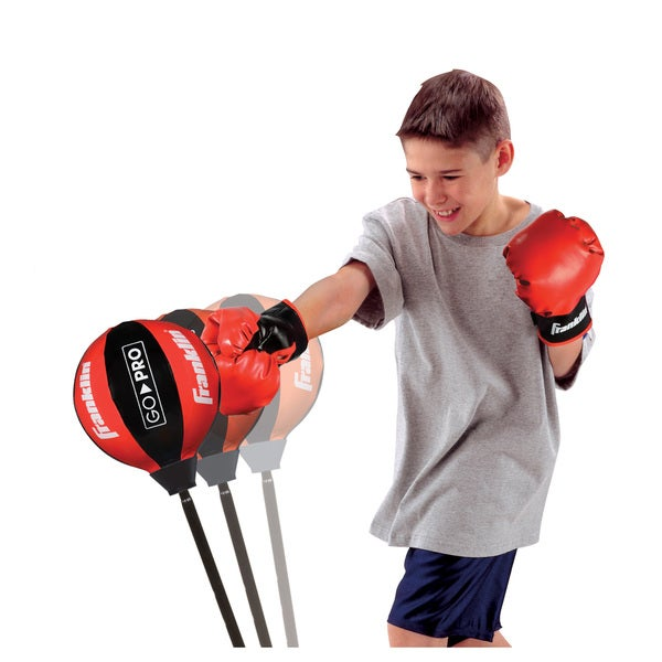 BoxingFloorStanding Speed Bag