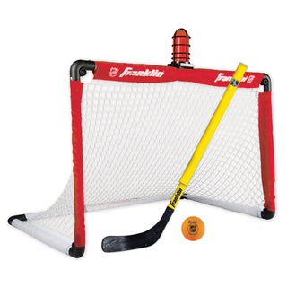 Franklin Sports NHL Light It Up Goal Set