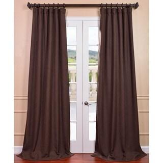Java Linen Curtain Panel