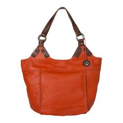 Women's THE SAK Indio Large Tote Burnt Orange
