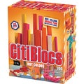 Citiblocs 200-Piece Hot Colors Construction Set