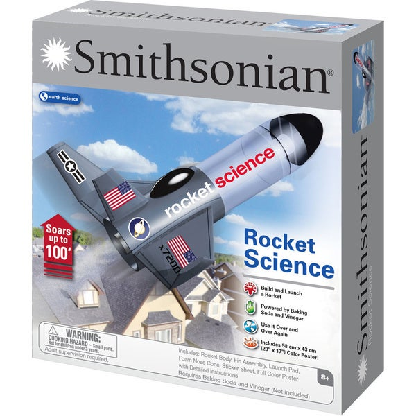 Smithsonain Rocket Science Kit