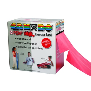 Cando 100-yard No Latex Exercise Band