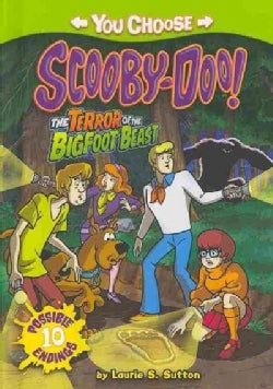 The Terror of the Bigfoot Beast (Hardcover)