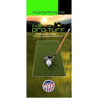 1-foot x 2-foot Chip and Drive Mat