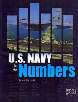 U.S. Navy by the Numbers (Paperback)