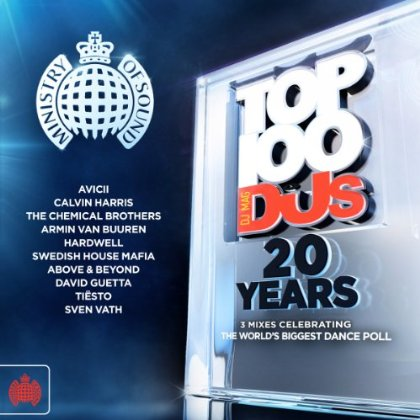 DJ MAG TOP 100-20 YEARS - DJ MAG TOP 100-20 YEARS