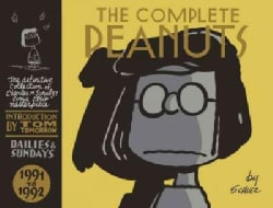The Complete Peanuts: 1991 to 1992 (Hardcover)
