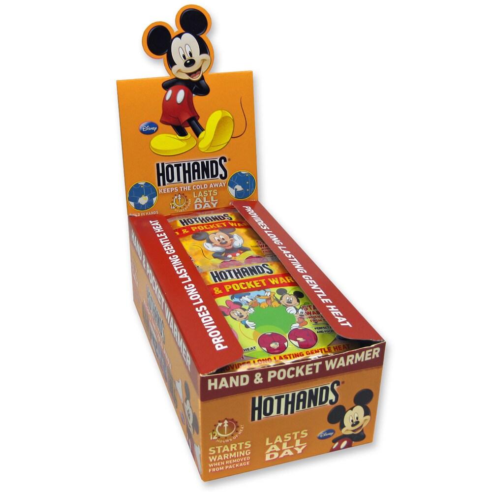 Overstock.com Hothands Disney 12 Hour Hand Warmers (40-piece Box)
