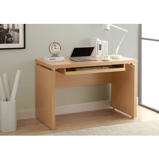 Maple Computer Desk