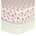 Trend Lab Flannel Crib Sheets (Pack of 2)
