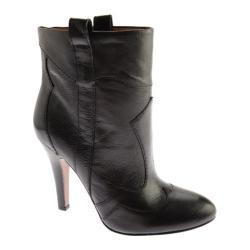 Women's Nine West Makinsense Black Leather