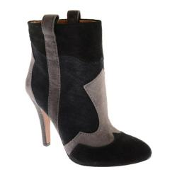Women's Nine West Makinsense Black Multi Suede