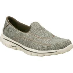 Women's Skechers GOwalk 2 Circuit Gray/Gray