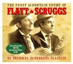 Flatt And Scruggs - Foggy Mountain Sound