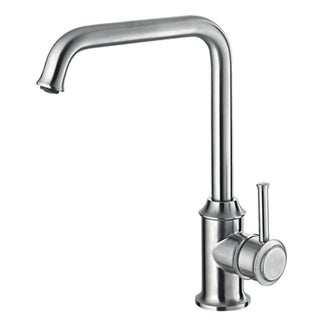 FDE500SS Deco Series Single Handle Kitchen Faucet