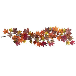 60-inch Maple Leaf Garland