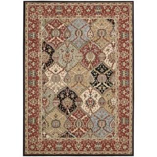 Nourison Modesto Multicolor Area Rug (5'3 x 7'3)