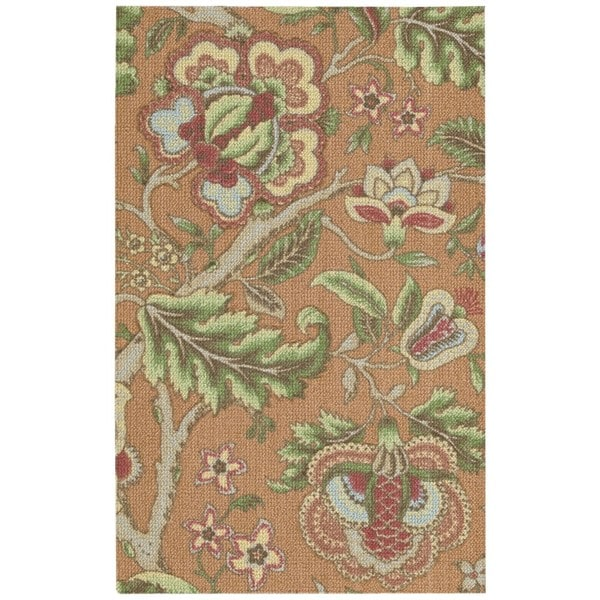 Waverly Global Awakening by Nourison Spice Area Rug (8' x 10')