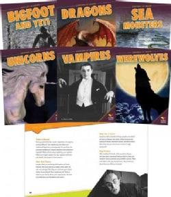 Creatures of Legend (Hardcover)