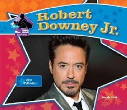 Robert Downey Jr.: Star of Iron Man (Hardcover)