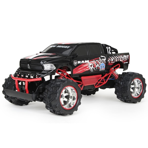 Dodge Ram Runner Baja Extreme Remote Control Car