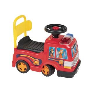 Fire Engine Sit-N-Ride