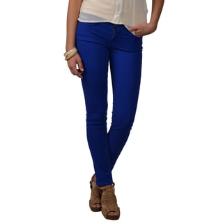 Journee Collection Juniors Stretchy Skinny Pants