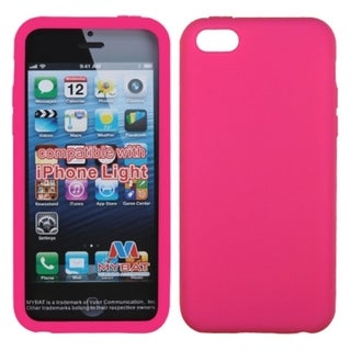 BasAcc Solid Hot Pink Case for Apple iPhone 5C