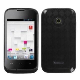 BasAcc Smoke Argyle Candy Skin Case for Huawei U8686 Prism II