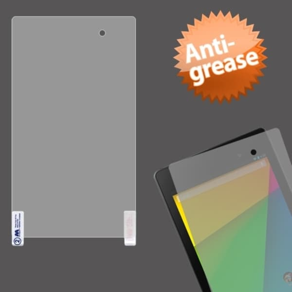BasAcc Anti-grease LCD Screen Protector for Google Nexus 7